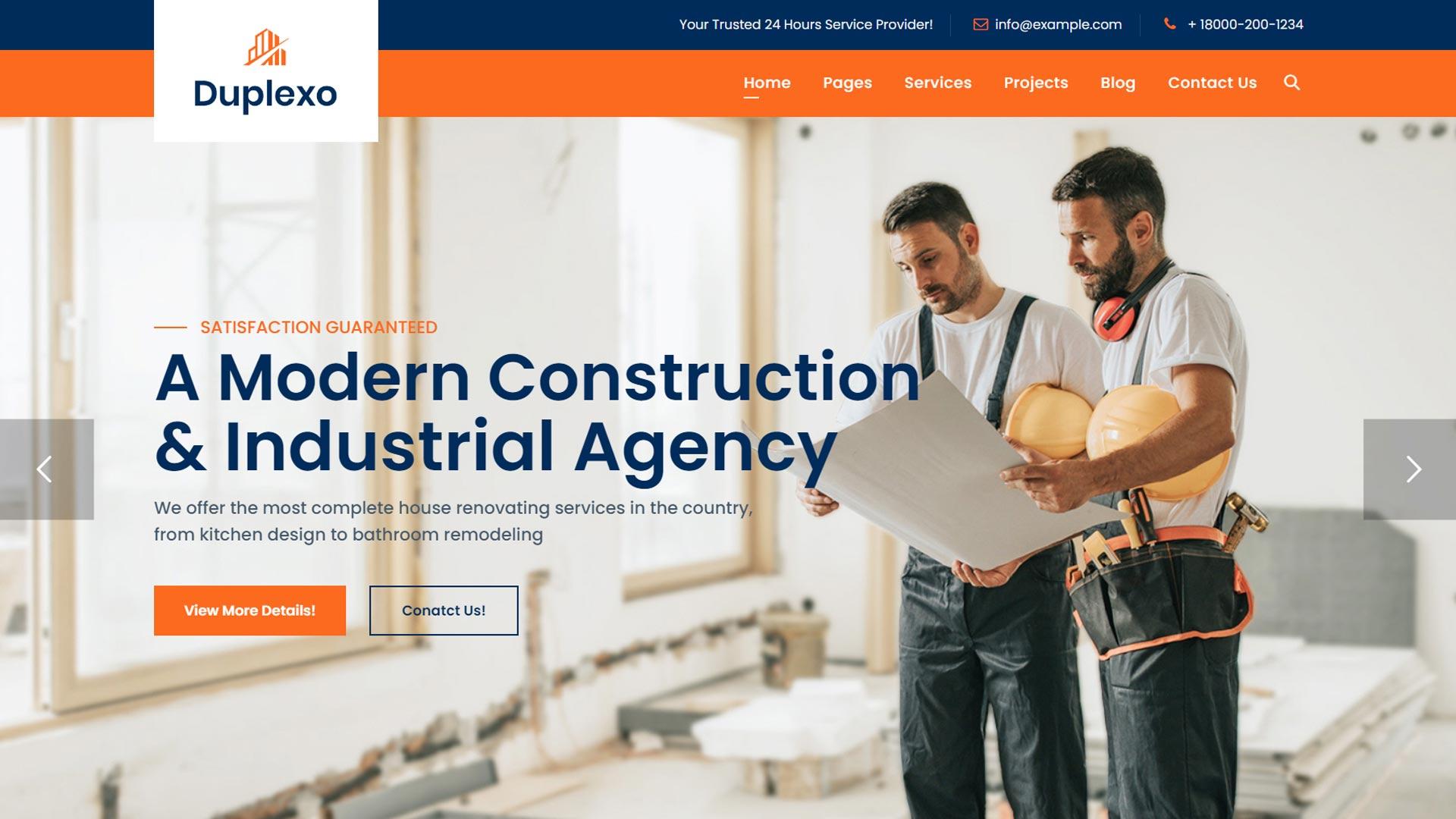 разработка и создание сайтов для бизнеса